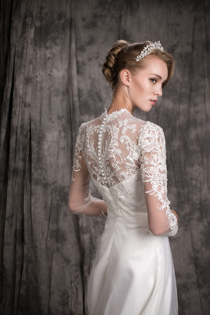 b32d0a506c1732 Bernadette JPA809 - June Peony Bridal Couture