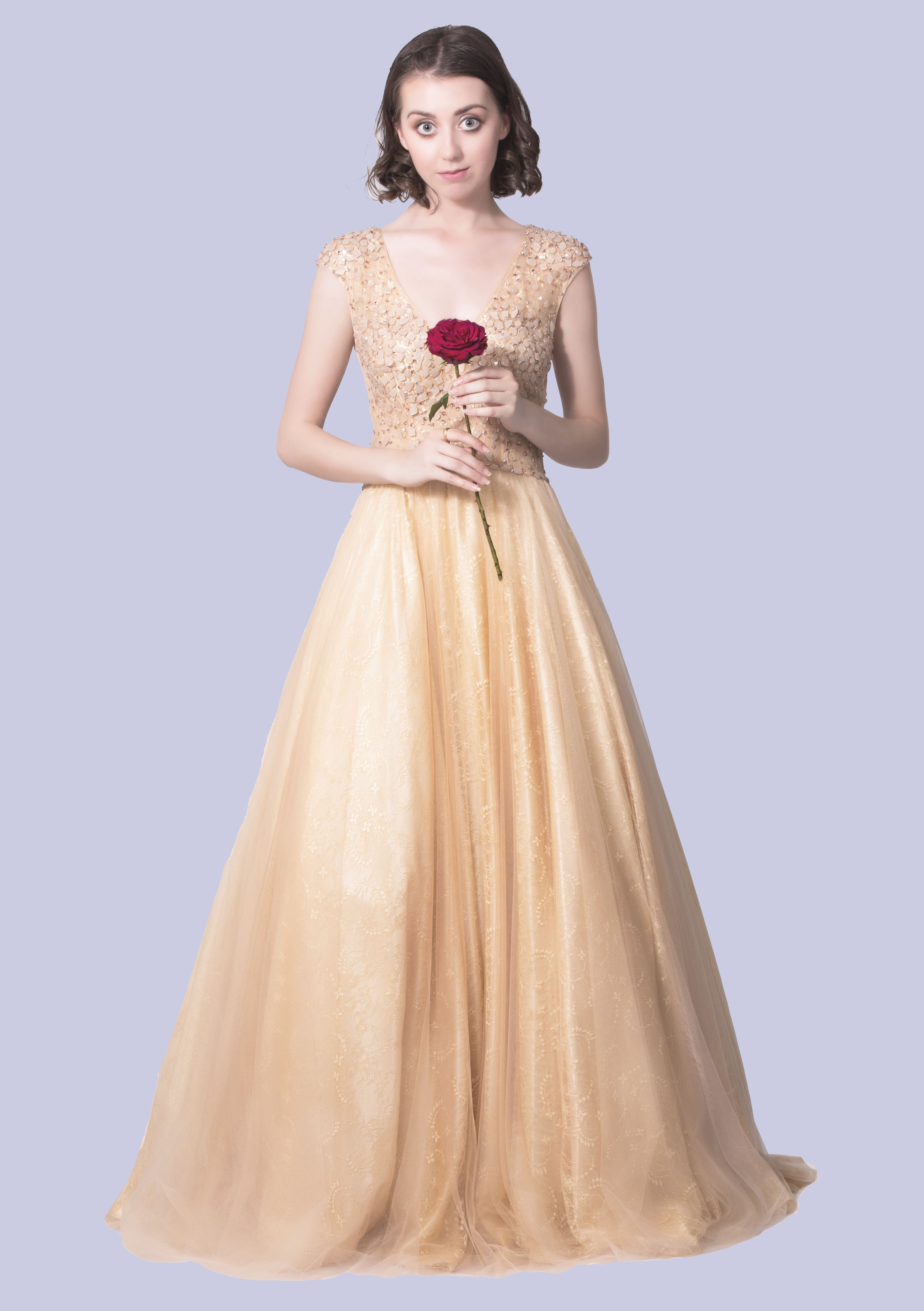 ddb58c72342ed8 Belle - June Peony Bridal Couture